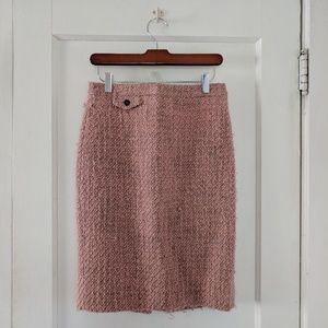 J Crew knit pencil skirt
